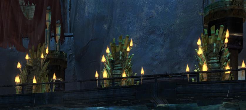 Screenshot of the Olmakhan thrones