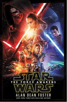 The Force Awakens Novel Cover