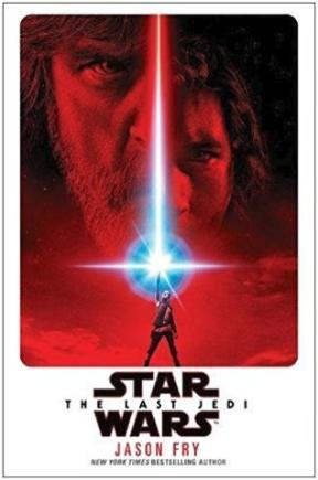 Cover art for 'The Last Jedi'